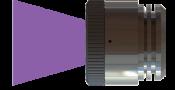STYLO UV - position collimatée