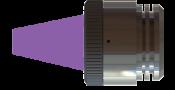 STYLO UV - position focalisée